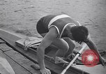 Image of Regatta Prague Czechoslovakia, 1940, second 10 stock footage video 65675040999