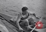Image of Regatta Prague Czechoslovakia, 1940, second 11 stock footage video 65675040999