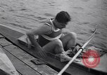 Image of Regatta Prague Czechoslovakia, 1940, second 12 stock footage video 65675040999