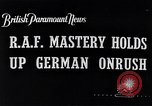 Image of German planes South Coast Britain, 1940, second 4 stock footage video 65675041004