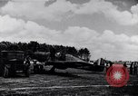Image of German planes South Coast Britain, 1940, second 11 stock footage video 65675041004
