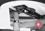 Image of Spitfire plane refueling Battle of Britain United Kingdom, 1940, second 1 stock footage video 65675041011