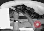 Image of Spitfire plane refueling Battle of Britain United Kingdom, 1940, second 2 stock footage video 65675041011