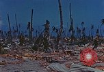 Image of dead Japanese soldiers Eniwetok Atoll Marshall Islands, 1944, second 6 stock footage video 65675041028