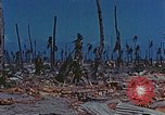 Image of dead Japanese soldiers Eniwetok Atoll Marshall Islands, 1944, second 8 stock footage video 65675041028