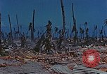 Image of dead Japanese soldiers Eniwetok Atoll Marshall Islands, 1944, second 11 stock footage video 65675041028