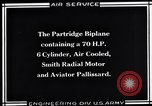 Image of Partridge Biplane United States USA, 1930, second 1 stock footage video 65675041053