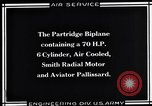 Image of Partridge Biplane United States USA, 1930, second 2 stock footage video 65675041053