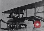 Image of Glenn Curtiss hydroplane United States USA, 1930, second 11 stock footage video 65675041061