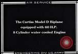 Image of Curtiss Model D United States USA, 1930, second 3 stock footage video 65675041064
