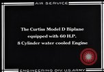 Image of Curtiss Model D United States USA, 1930, second 6 stock footage video 65675041064
