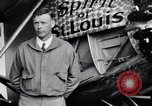 Image of Charles Lindbergh Paris France, 1927, second 7 stock footage video 65675041065