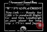 Image of Charles Lindbergh New York United States USA, 1927, second 1 stock footage video 65675041070