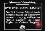 Image of Charles Lindbergh North Haven Maine USA, 1927, second 10 stock footage video 65675041071