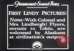 Image of Charles A Lindbergh Nome Alaska USA, 1931, second 2 stock footage video 65675041072