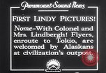 Image of Charles A Lindbergh Nome Alaska USA, 1931, second 3 stock footage video 65675041072