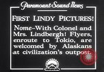 Image of Charles A Lindbergh Nome Alaska USA, 1931, second 4 stock footage video 65675041072