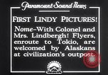 Image of Charles A Lindbergh Nome Alaska USA, 1931, second 5 stock footage video 65675041072