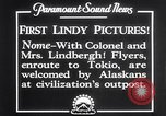 Image of Charles A Lindbergh Nome Alaska USA, 1931, second 7 stock footage video 65675041072