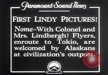 Image of Charles A Lindbergh Nome Alaska USA, 1931, second 8 stock footage video 65675041072
