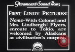 Image of Charles A Lindbergh Nome Alaska USA, 1931, second 9 stock footage video 65675041072