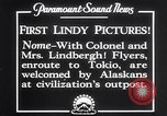 Image of Charles A Lindbergh Nome Alaska USA, 1931, second 10 stock footage video 65675041072