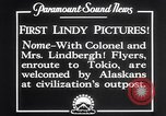 Image of Charles A Lindbergh Nome Alaska USA, 1931, second 11 stock footage video 65675041072