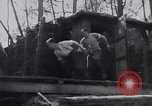 Image of 12.8cm FLAK 40 guns France, 1942, second 3 stock footage video 65675041081