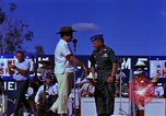 Image of Bob Hope Bien Hoa Vietnam, 1965, second 9 stock footage video 65675041108