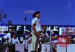 Image of Bob Hope Bien Hoa Vietnam, 1965, second 11 stock footage video 65675041108