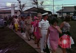 Image of Bob Hope Tan Son Nhut Vietnam, 1965, second 9 stock footage video 65675041112