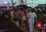 Image of Bob Hope Tan Son Nhut Vietnam, 1965, second 11 stock footage video 65675041112