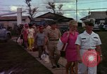 Image of Bob Hope Tan Son Nhut Vietnam, 1965, second 12 stock footage video 65675041112