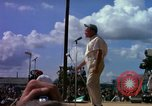 Image of Bob Hope Tan Son Nhut Vietnam, 1965, second 4 stock footage video 65675041113