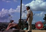 Image of Bob Hope Tan Son Nhut Vietnam, 1965, second 5 stock footage video 65675041113
