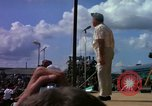 Image of Bob Hope Tan Son Nhut Vietnam, 1965, second 9 stock footage video 65675041113