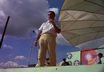 Image of Bob Hope Tan Son Nhut Vietnam, 1966, second 7 stock footage video 65675041114