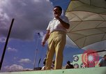 Image of Bob Hope Tan Son Nhut Vietnam, 1966, second 9 stock footage video 65675041114