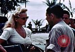 Image of Bob Hope Eniwetok Atoll Marshall Islands, 1944, second 11 stock footage video 65675041119