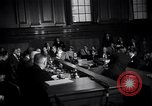 Image of Costello at Kefauver Hearings New York United States USA, 1951, second 3 stock footage video 65675041132