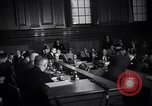 Image of Costello at Kefauver Hearings New York United States USA, 1951, second 4 stock footage video 65675041132