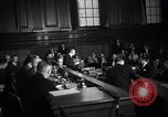 Image of Costello at Kefauver Hearings New York United States USA, 1951, second 5 stock footage video 65675041132