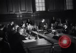 Image of Costello at Kefauver Hearings New York United States USA, 1951, second 7 stock footage video 65675041132