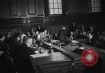Image of Costello at Kefauver Hearings New York United States USA, 1951, second 8 stock footage video 65675041132