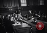 Image of Costello at Kefauver Hearings New York United States USA, 1951, second 11 stock footage video 65675041132