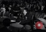 Image of Kefauver hearings New York United States, 1950, second 5 stock footage video 65675041140