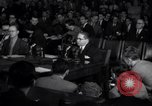 Image of Kefauver hearings New York United States, 1950, second 6 stock footage video 65675041140