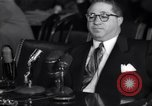 Image of Kefauver hearings New York United States, 1950, second 17 stock footage video 65675041140