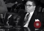 Image of Kefauver hearings New York United States, 1950, second 18 stock footage video 65675041140
