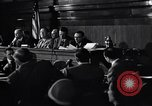 Image of Kefauver Committee New York United States USA, 1951, second 2 stock footage video 65675041150